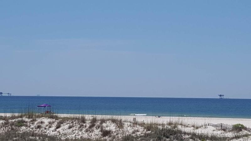 Amazing View of the Beach! Paw Paw's Place - Image 1 - Fort Morgan - rentals