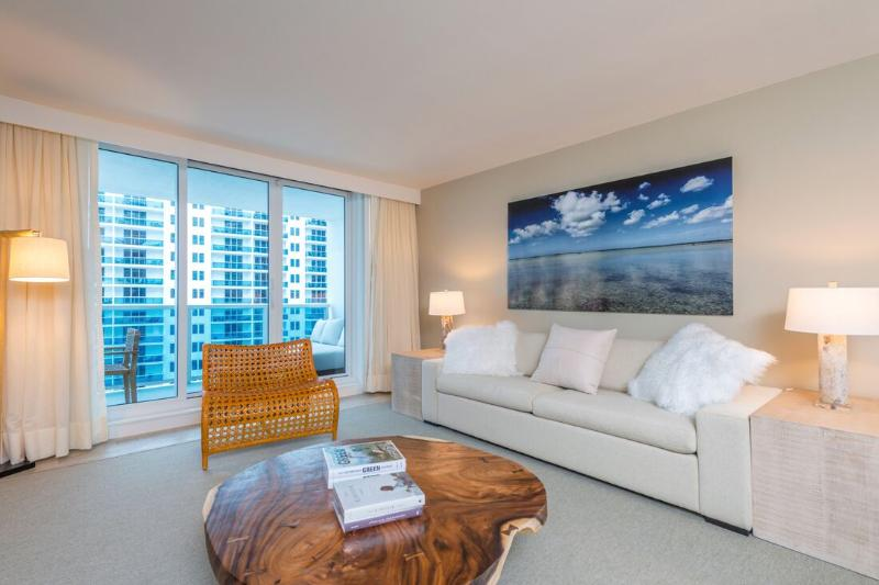 1 Bedroom Private Residence Located at 1 Hotel - Image 1 - Miami Beach - rentals