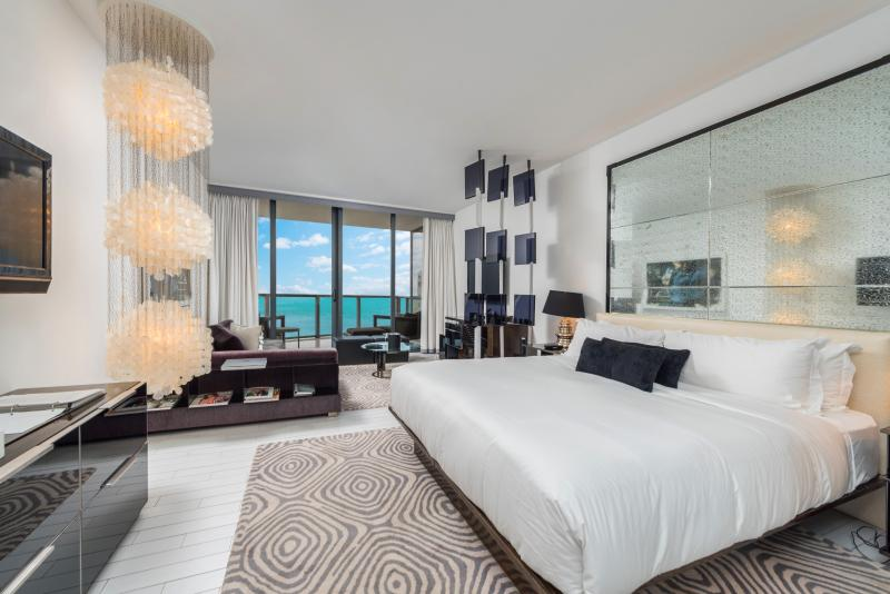 Private Studio Residence located at W South Beach - Image 1 - Miami Beach - rentals