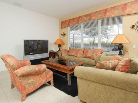 Executive 6 Bedroom 4 Bath Pool Home with Lake View. 2603DS - Image 1 - Orlando - rentals