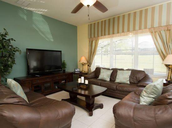 Luxurious 6 Bedroom 4 Bath Villa in Windsor Hills Resort. 2628DS - Image 1 - Orlando - rentals