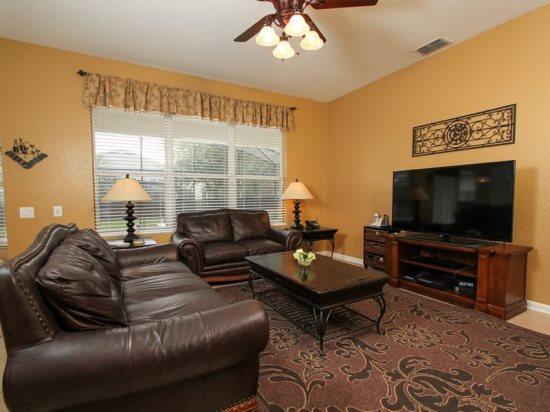 Amazing 6 Bedroom Pool Home in Windsor Hills Resort. 7718TB - Image 1 - Orlando - rentals