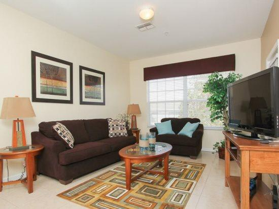 3 Bedroom 2 Bath Condo With All the Comforts of Home. 8107CPW-305 - Image 1 - Orlando - rentals