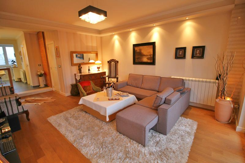 "living room,place for rest - Extremely Rich and pleasantly furnished""Belgrade Rooms No1"" - Belgrade - rentals"