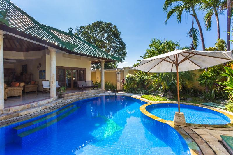 The Pool - Luxury 2/3 bedroom Villa in Sanur Bali,With Wifi - Sanur - rentals