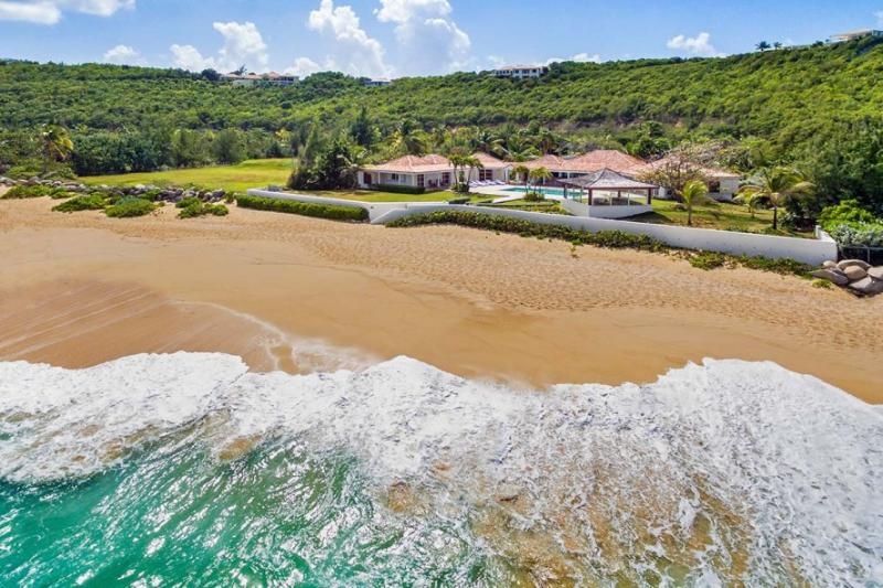 CASA CERVO...Baie Rouge beach is just outside the door of this fabulous villa... - Image 1 - Baie Rouge - rentals