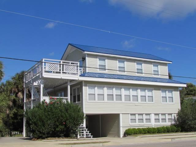 "209 Palmetto Blvd  - ""House of Buena Vista"" - Image 1 - Edisto Beach - rentals"