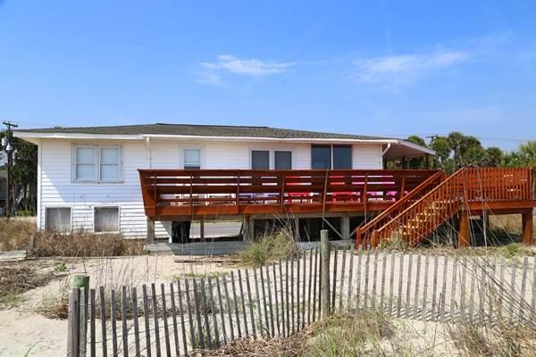 "502 Palmetto Blvd - ""Mi Casa Su Casa"" - Image 1 - Edisto Beach - rentals"