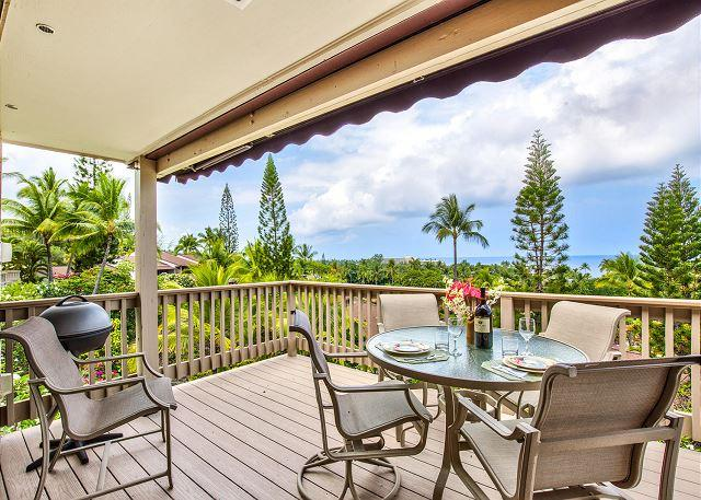 Lanai - Fantastic Ocean Views, Walking Distance to Keauhou Bay! - Kailua-Kona - rentals