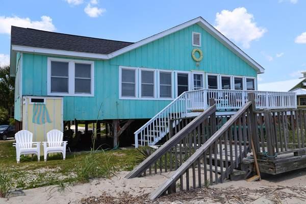 """714 Palmetto Blvd - """"L' Ultima Spiaggia"""" - Image 1 - Edisto Beach - rentals"""