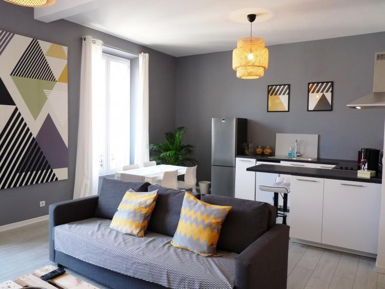 Carnot 20 - Image 1 - Cannes - rentals