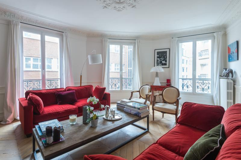 One Fine Stay - Rue Barye apartment - Image 1 - Paris - rentals