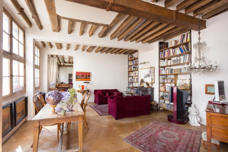 onefinestay - Rue de Charonne III private home - Image 1 - Paris - rentals