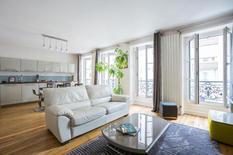 One Fine Stay - Rue du Chemin Vert II apartment - Image 1 - Paris - rentals