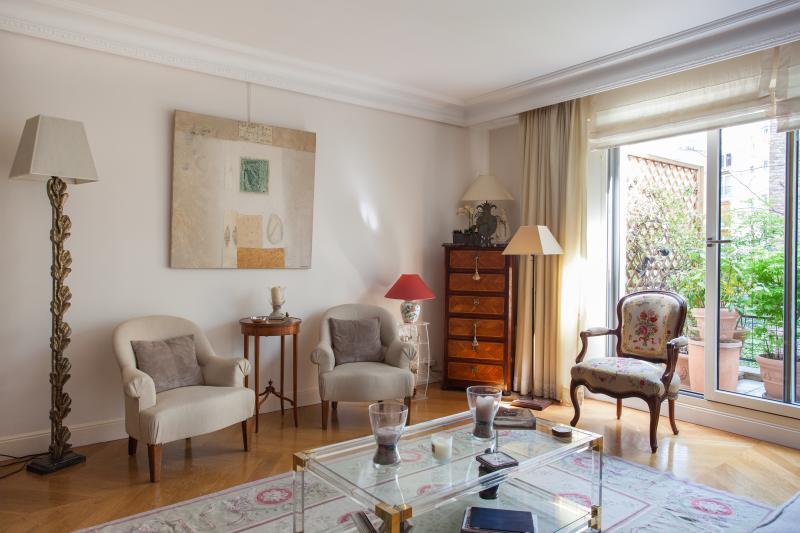 One Fine Stay - Rue de la Pompe V apartment - Image 1 - Paris - rentals