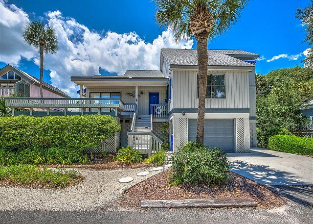 Exterior - 6 Robin St - Wonderful 3 bedroom North Forest Beach house! - Hilton Head - rentals
