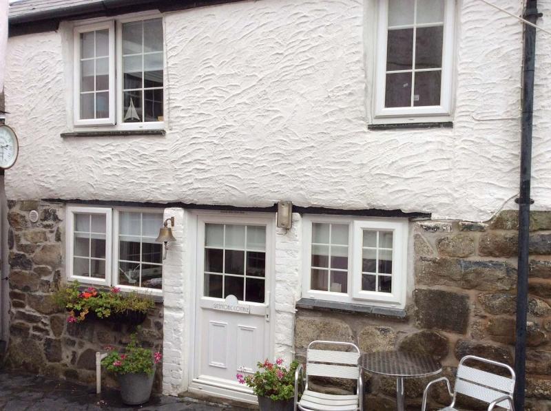 Ginentonic Cottage - Image 1 - Saint Keverne - rentals
