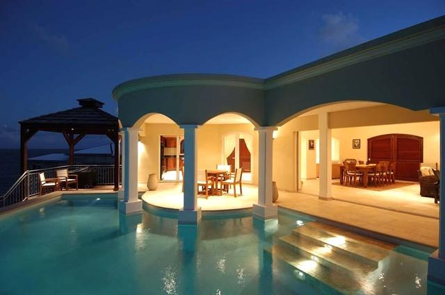Ideal for Couples & Groups, Walk to Dawn Beach & Restaurants, Private Pool - Image 1 - Dawn Beach - rentals