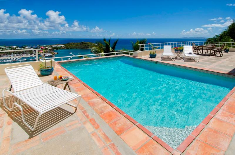 Angelina - Ideal for Couples and Families, Beautiful Pool and Beach - Image 1 - Oyster Pond - rentals