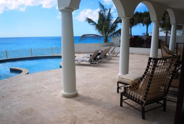 Beachfront w/ Beach Chairs & Umbrellas, Ideal for Couples & Groups, Private Pool, Gated Community - Image 1 - Cupecoy - rentals