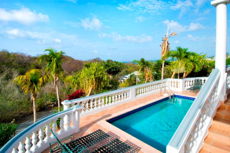 Ideal for Couples & Families, Short Drive to Orient Beach & Restaurants, Private Pool - Image 1 - Hillside - rentals