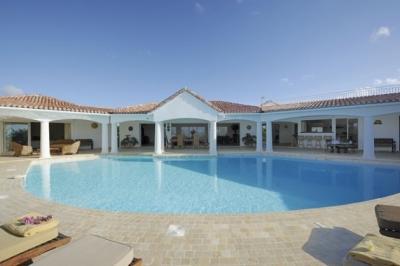 Breathtaking 5 BR Villa Jasmin by Plum Bay! - Image 1 - Plum Bay - rentals