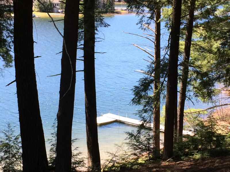 Beautiful lake for swimming and boating! - Hemlock Hideaway! - United States - rentals