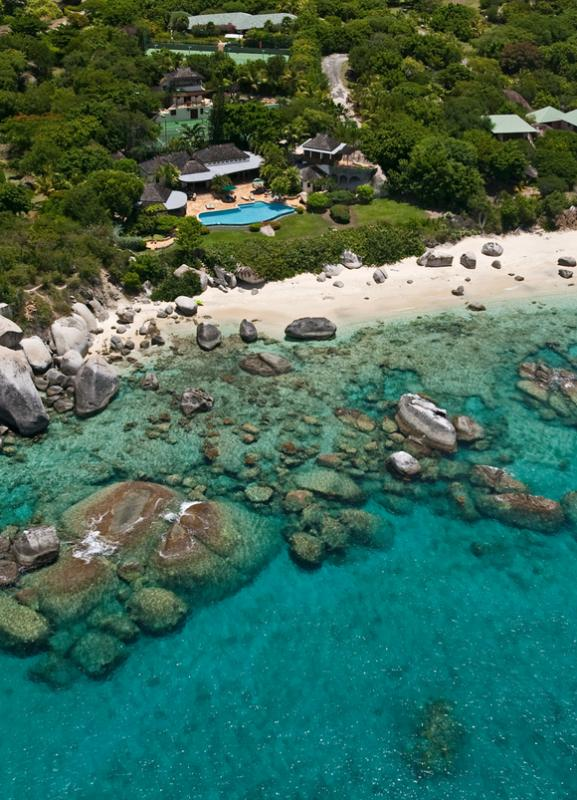 Sol y Sombra - Image 1 - Little Trunk Bay - rentals