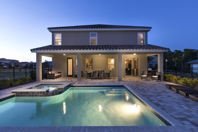 Beleza Estate 8 Bed 5 Bath Pool Home - New Home - Image 1 - Four Corners - rentals