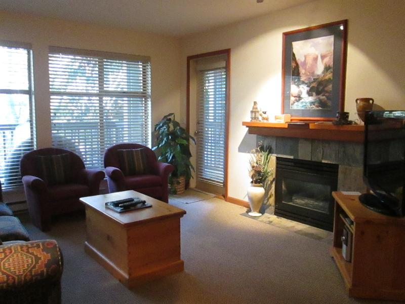 Stoney Creek Northstar - Pool & Shared Hot Tub - Image 1 - Whistler - rentals