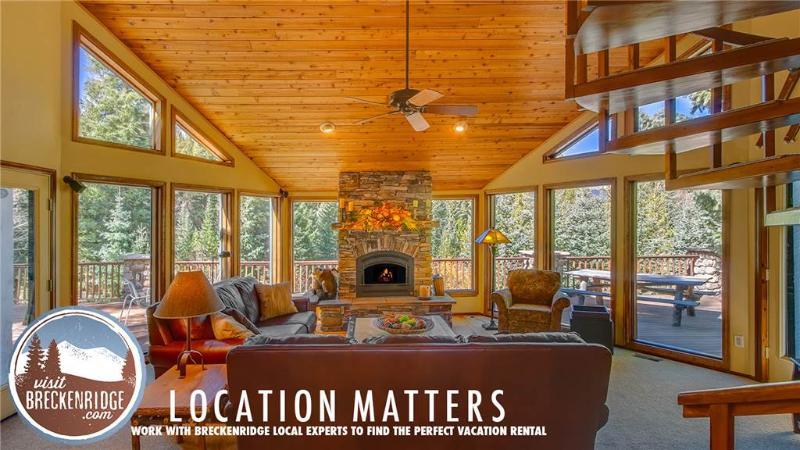 Hideaway Cabin - Image 1 - Breckenridge - rentals