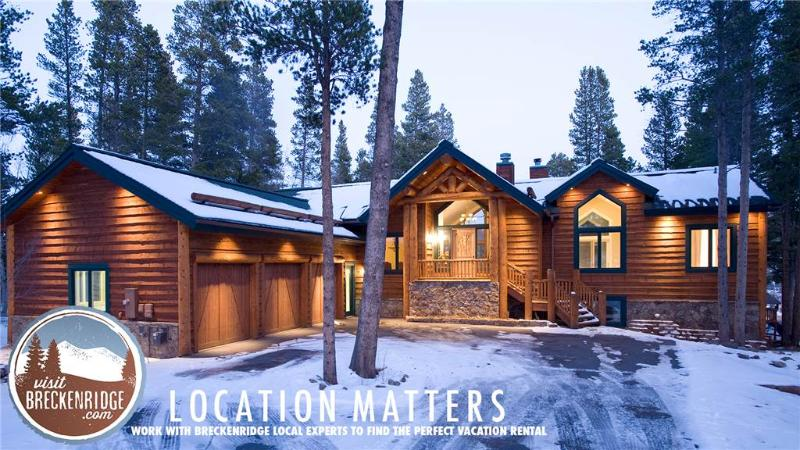 A Lookout Lodge - Image 1 - Breckenridge - rentals