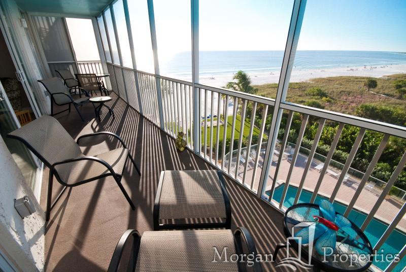 Morgan Properties-Crystal Sands 607-2 Bed/2 Bath - Image 1 - Siesta Key - rentals