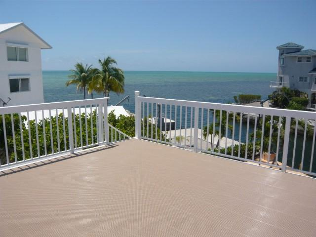Rooftop Views of Ocean - CASA KAI - Key Largo - rentals