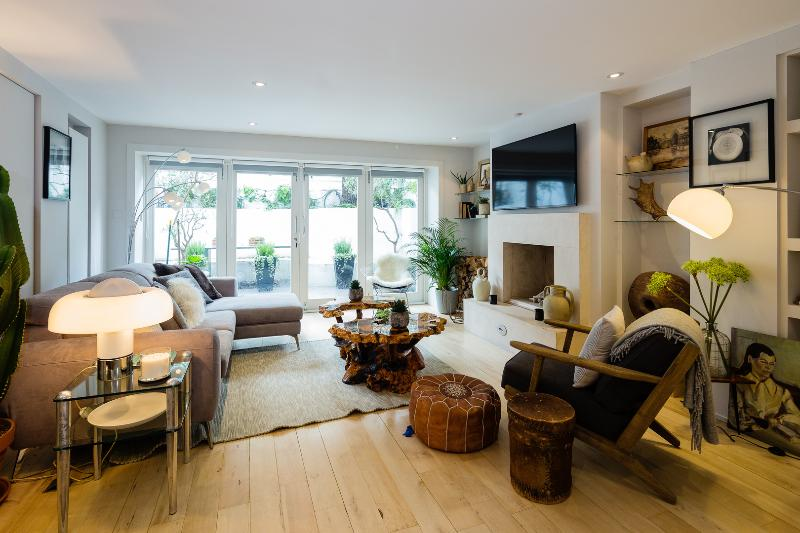 A magnificent and palatial house in Notting Hill. - Image 1 - London - rentals