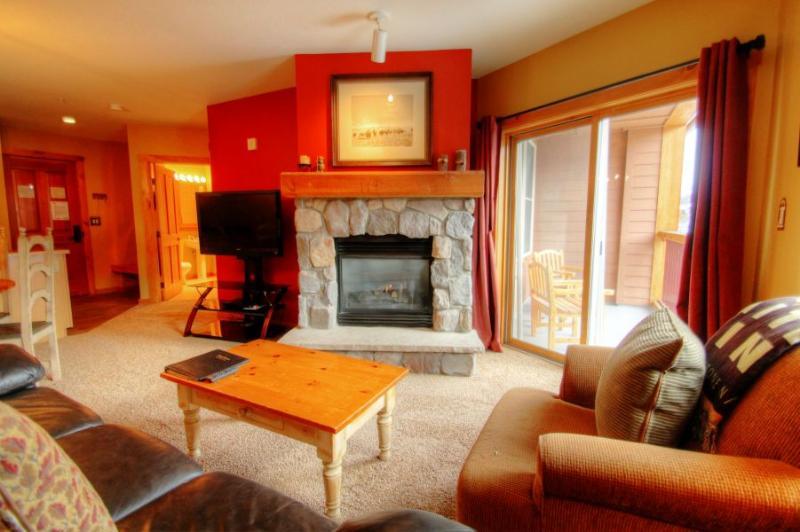 Living Room - - 8401 Buffalo Lodge - River Run - Keystone - rentals