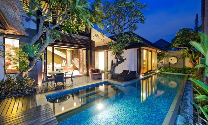 Chic 2 Bedroom Villa, Prime Location - Seminyak - Image 1 - Seminyak - rentals