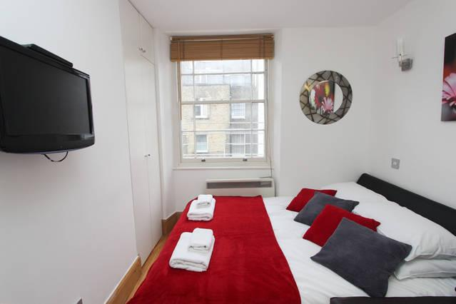 Great Studio Next To Hyde Park H32 - Image 1 - London - rentals