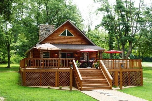 Fish, Canoe, Kayak, Swim, Mountain Views, Relax - Image 1 - Luray - rentals