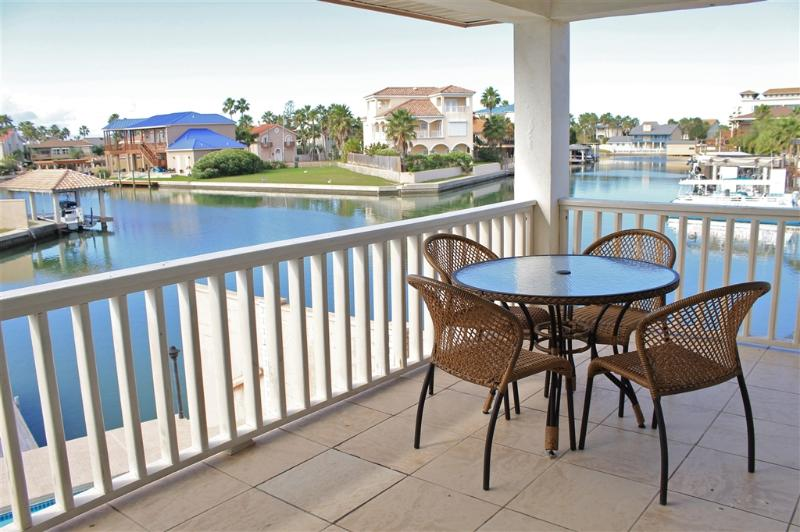 Casa Bahia  Private home on water, pool & boat slip! - Image 1 - South Padre Island - rentals