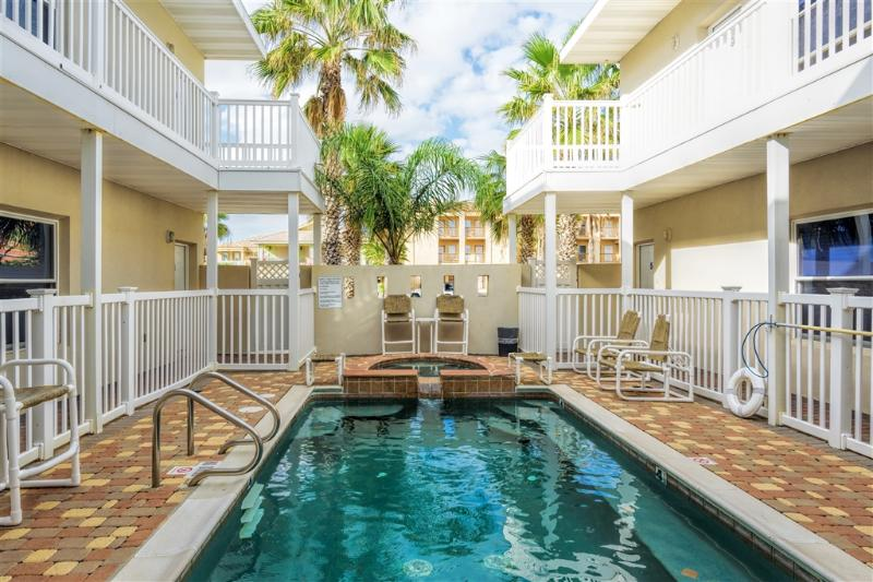 Los Cabos 5  Small complex ¼ block from the beach! - Image 1 - South Padre Island - rentals