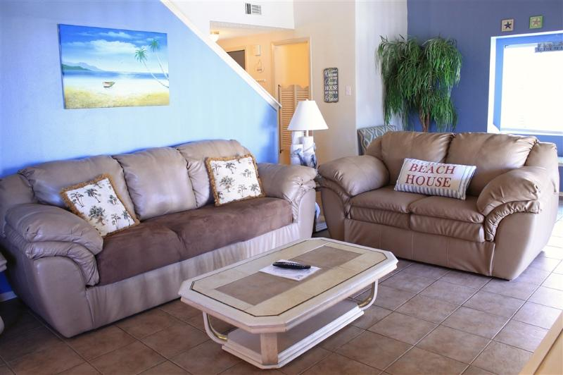 Bayfront townhome condo, pool and boatslip! - Image 1 - South Padre Island - rentals