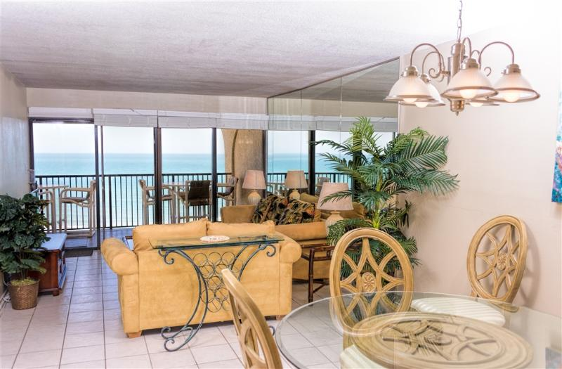Beachfront, wall to wall 12th floor views! - Image 1 - South Padre Island - rentals