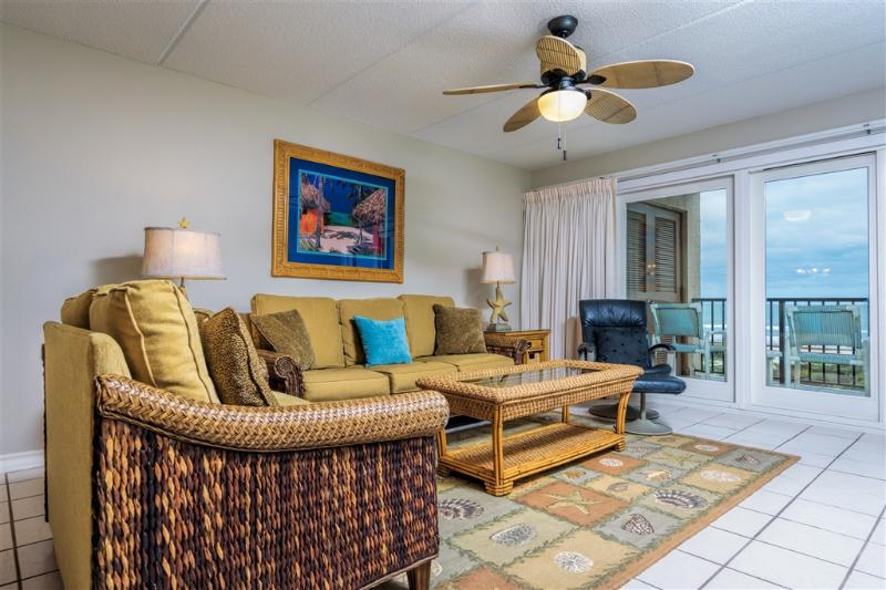 Beachfront condo with great views! - Image 1 - South Padre Island - rentals
