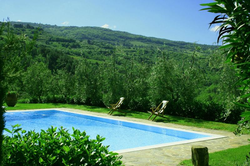 3 bedroom Villa in Greve, Tuscany, Italy : ref 1294001 - Image 1 - Casole - rentals