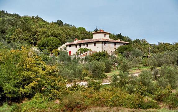 6 bedroom Villa in Rignano Sull Arno, Tuscany, Italy : ref 1719188 - Image 1 - San Donato In Collina - rentals