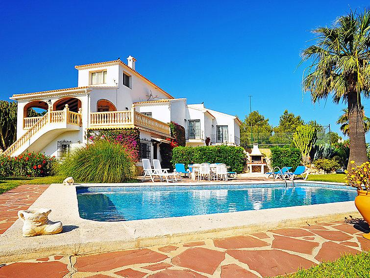 4 bedroom Villa in Javea, Costa Blanca, Spain : ref 2008045 - Image 1 - Xabia - rentals