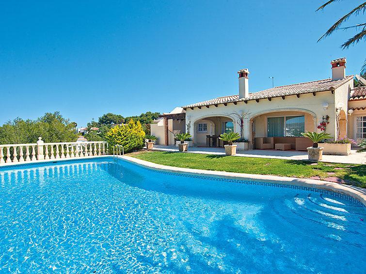 3 bedroom Villa in Javea, Costa Blanca, Spain : ref 2008043 - Image 1 - Benitachell - rentals