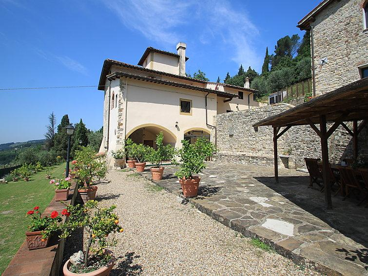 6 bedroom Villa in Florence, Florence City And Surroundings, Italy : ref 2008580 - Image 1 - Florence - rentals