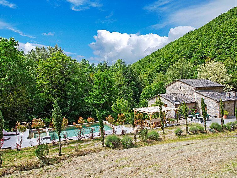 5 bedroom Villa in Sansepolcro, Arezzo, Italy : ref 2009042 - Image 1 - Sansepolcro - rentals